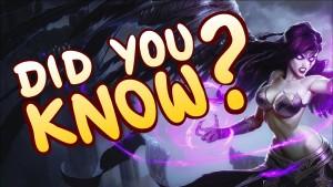 ねぇ、知ってる?MorganaのUltって~